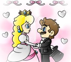 .:Our Beautiful Wedding:. by ThePinkMarioPrincess on DeviantArt