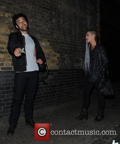Aidan Turner - Celebrities at Chiltern Firehouse at Marylebone - London, United Kingdom - Friday 9th October 2015