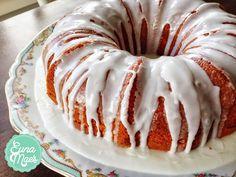 Euna Mae's : Lemon Glaze Cake