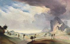 Thunderstruck (Franz Sedlacek (Austrian, 1891-1945), Die straße...)