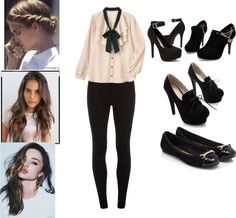 """""""Night Outfit!"""" by andline on Polyvore"""