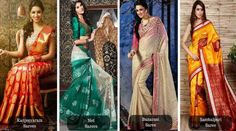 Different Types of #TraditionalWeddingSarees, #WeddingSarees #TraditionalSarees