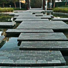 Amgen zen garden