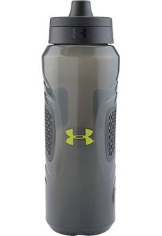 UNDER ARMOUR Leak-Proof Squeeze Water Bottle - 32 oz - SportsAuthority.com