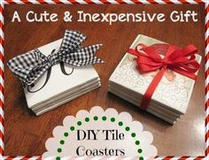 Chris over at Just a Girl is having a party. You don't want to miss this one because it is featuring wonderful handmade gifts! If you are like me, it is hard to afford buying Christmas gifts for all of the special people in my life, so to save some money, why not make them […]