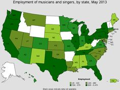 Musicians and Singers   Occupational Employment and Wages, May 2013 - Musicians and Singers   Bureau of Labor Statistics (Another Report)