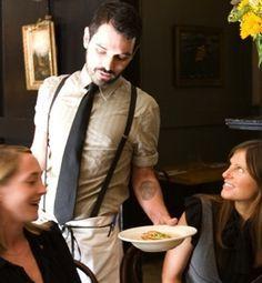 cool restaurant uniform ideas - Google Search More