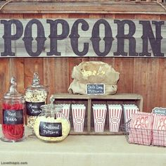 Popcorn Party Ideas Pictures, Photos, and Images for Facebook, Tumblr, Pinterest, and Twitter