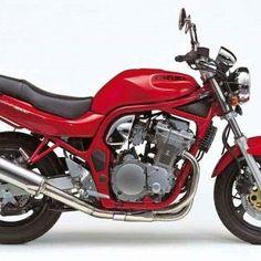 Suzuki 600 Bandit #suzuki #motorcycle #80