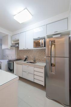 Kitchen plus laundry Kitchen Room Design, Kitchen Interior, Kitchen Decor, Home Decor Furniture, Home Decor Bedroom, Apartment Interior Design, Kitchen Storage, Home Kitchens, Kitchen Remodel