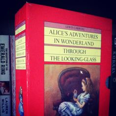 Quotable - Alice in Wonderland // Quirky Bookworm: #DailyBookPic Catch-Up