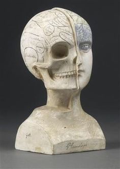 French, Ca. 1850, plaster