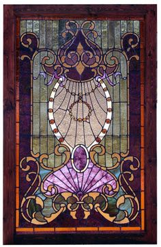 Romany Soup: Stained Glass,,M.Taylor: This is absolutely stunning! Love the design AND the colors!