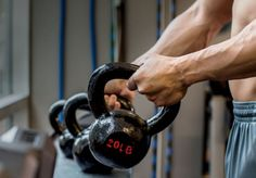 Kettlebell Workout for Your Abs