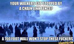 GameOfThrones, GoT, WhiteWalkers, TheWalkingDead, Walkers