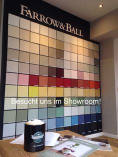 Besucht uns im Showroom / Store in #Braunschweig #FarrowandBall