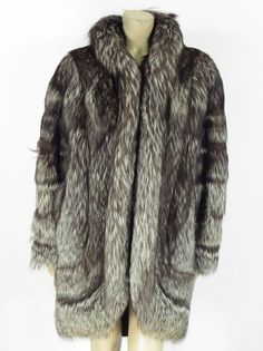 Vintage Fur is the most sustainable option (heck, it died 60 years ago!)  Check your local thrift/vintage store for the best options or order on ebay.