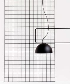 King Dome is a series of simple spun metal and rod lights available in 3 variations, designed by Dowel Jones and available exclusively through Woodmark.