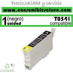 CARTUCHO COMPATIBLE EPSON T0541