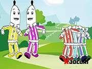 Banane in pijamale dress up Dress Up, Mai, Family Guy, Guys, Fictional Characters, Banana, Costume, Fantasy Characters, Sons