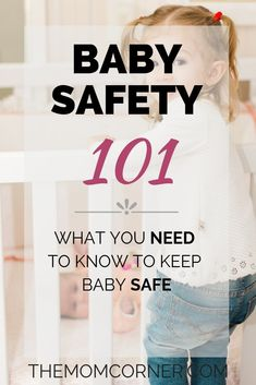 Baby Safety Learn the basics of childproofing your home so that your baby, toddler, and kids are safe from the start. safety Baby Safety How to Keep Your Baby Safe - theMomCorner Baby Safety, Safety Tips, Child Safety, Parenting Advice, Kids And Parenting, Parenting Styles, Baby Care Tips, Baby Tips, Newborn Care