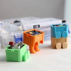 Download on https://cults3d.com #3Dprinting #Impression3D Step Box Step (mini tool box) 3D file, DENOVATOR