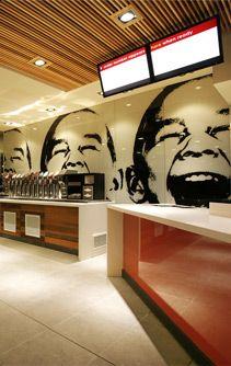 McDonald's Form, Australia; Juicy Design