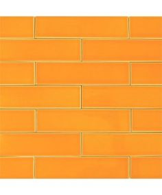 Lemoncello Yellow Subway Ceramic Tile | Modwalls Designer Modern ...