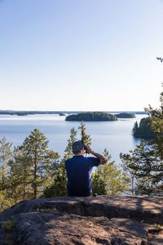 Finland, Mountains, Nature, Travel, Naturaleza, Viajes, Destinations, Traveling, Trips