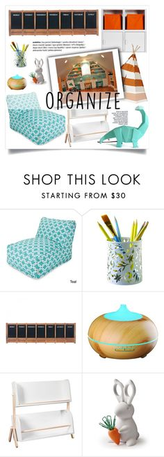 """""""Creative Idea's Are Born Here"""" by mezoti ❤ liked on Polyvore featuring interior, interiors, interior design, home, home decor, interior decorating, Majestic Home Goods, Aroma, Babyletto and Disaster Designs"""