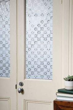 frosted window film 1220mm x 1000mm by on etsy - Frosted Window Film