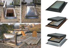 Roof Hatch — Doors/Windows -- Better Living Through Design
