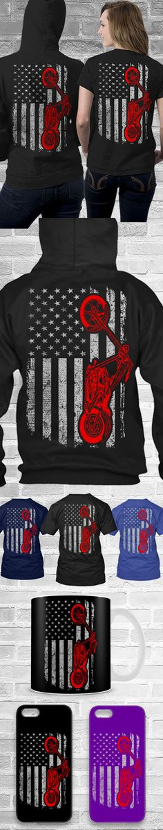 USA Biker Harley Flag Shirts! Click The Image To Buy It Now or Tag Someone You Want To Buy This For.  #harleydavidson