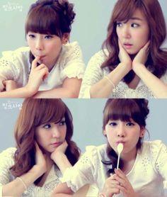ASDFGHJKL; #TaeNy #Taeyeon #Tiffany #SNSD #TrueLove