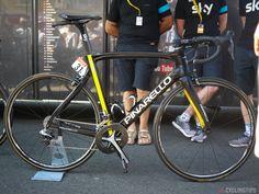 Chris Froome and Peter Kennaugh's Pinarello Dogma F8 | CyclingTips