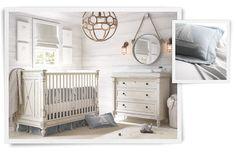 Beach Sail Away Baby Boys Nursery Rooms | Restoration Hardware Baby & Child