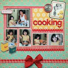 Layout: COOKING