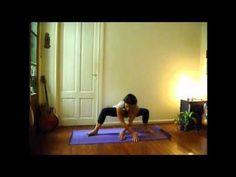 Ejercicios de yoga para hacer por la mañana. Entrada en Calor. - YouTube