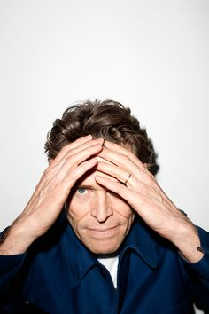 Willem Dafoe, born July 22nd, is a Cancer on the cusp of Leo. Same birthday me. I've always loved his acting :)