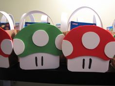 Super Mario Treat Bags
