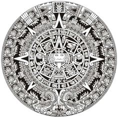 ºvº Calendario Azteca
