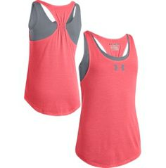 Under Armour Girls' Double The Fun Tank Top - Dick's Sporting Goods