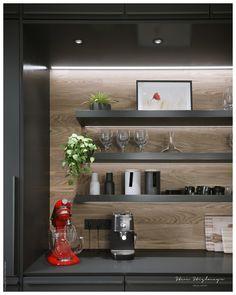 Floating Shelves, Behance, Artist, Kitchen, Home Decor, Cooking, Decoration Home, Room Decor, Wall Storage Shelves