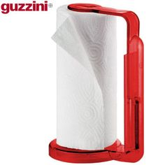 Guzzini Adjustable Kitchen Towel Holder - http://www.redcandy.co.uk/product-guzzini-adjustable-paper-towel-holder.php