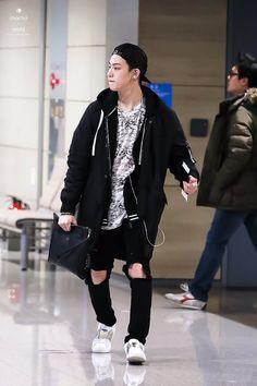#JB #Jaebum #GOT7 @ Airport Japan Tour 2016 #moriagatteyo