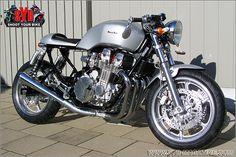 1995 HONDA CB750 F2 Restyled the Swedish way