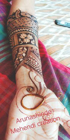 Arabic Bridal Mehndi Designs, Palm Mehndi Design, Mehndi Designs Feet, Legs Mehndi Design, Indian Mehndi Designs, Mehndi Designs 2018, Stylish Mehndi Designs, Mehndi Design Pictures, Beautiful Mehndi Design