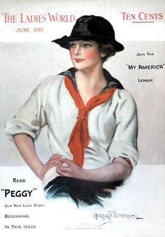 Ladies' World 1917-06
