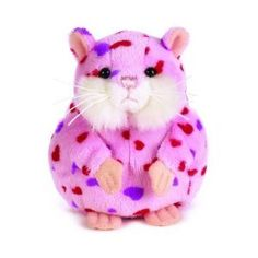 #Webkinz Cinnamon Mazin Hamster with Free Holiday Reindeer Kinz Klip Webkinz S...