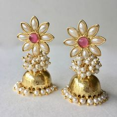 Looking for something unique to wear this festive season? Try our Gazelle earrings!